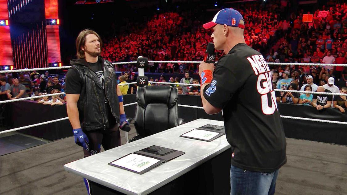 Resultats WWE RAW 13 juin 2016