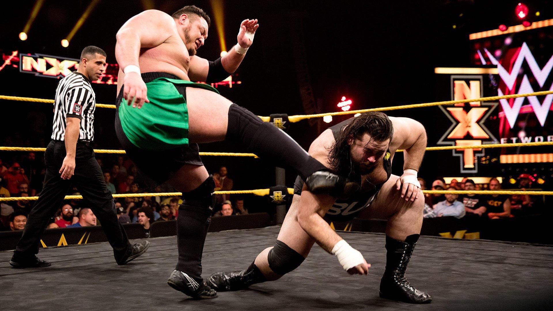 NXT 30 mars