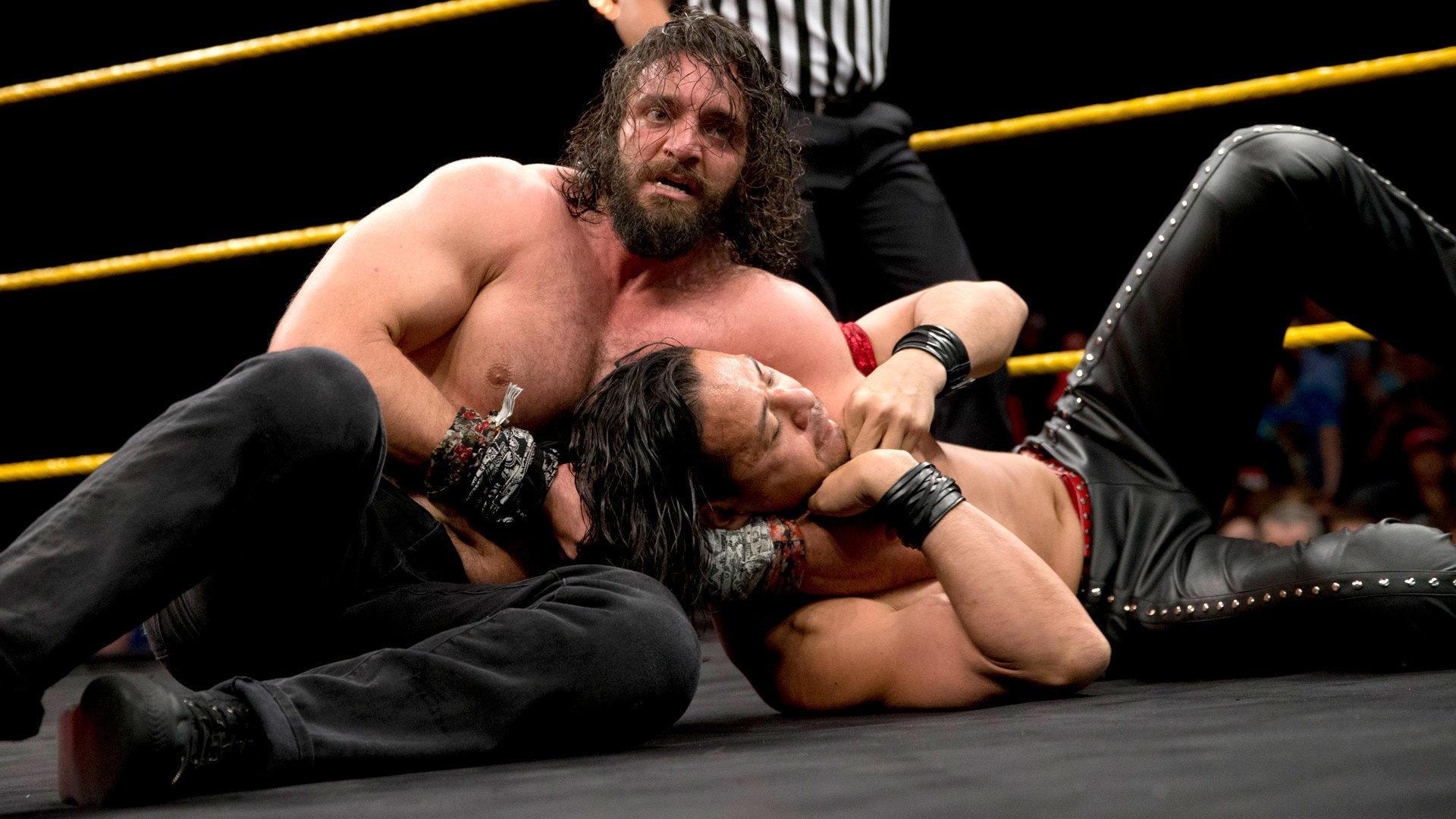 Resultat NXT 27 avril