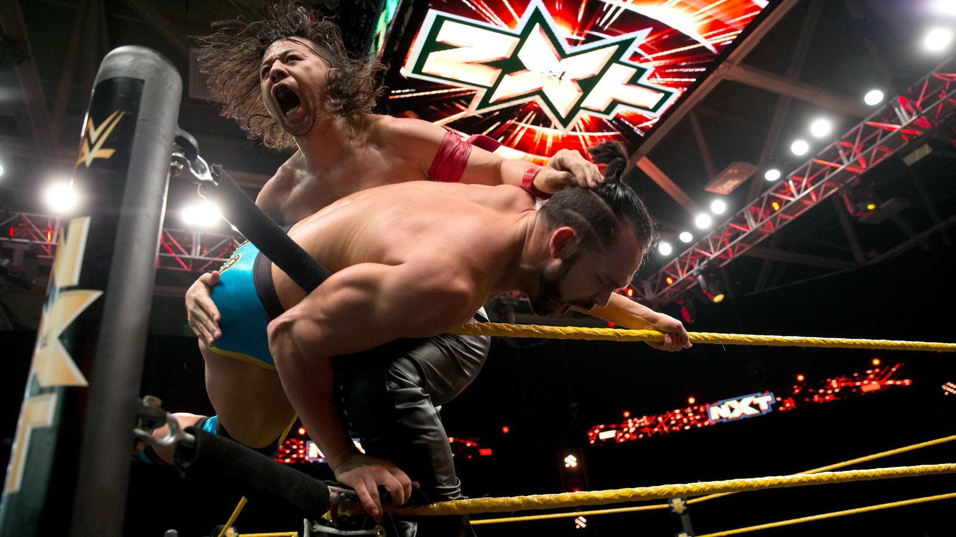 Resultats WWE NXT 13 avril