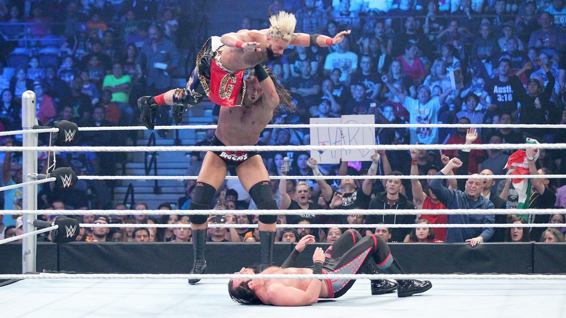 Resultats WWE SD 14 avril