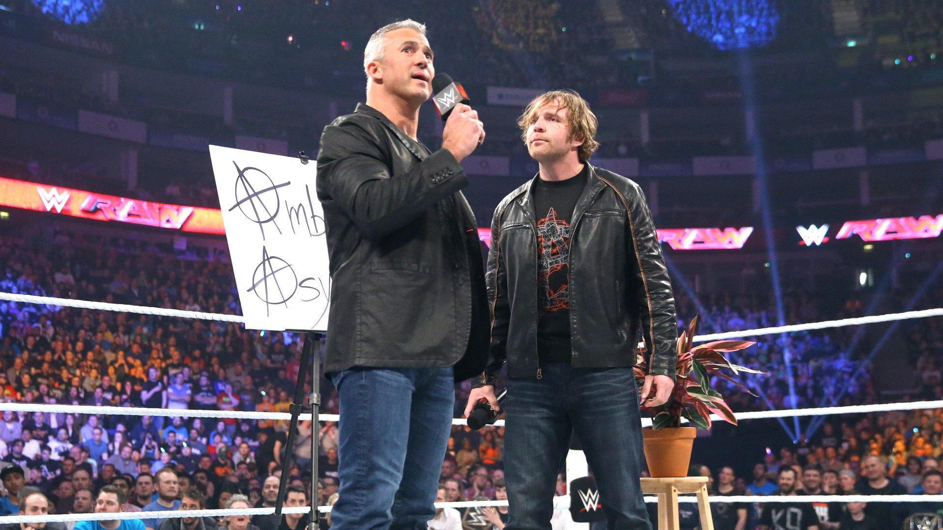 Resultats WWE RAW 18 avril