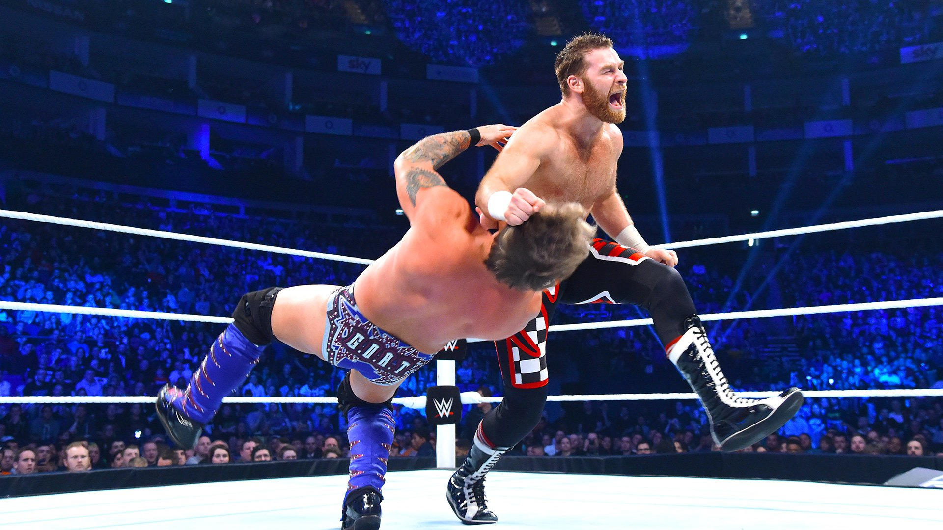 Resultat SmackDown 21 avril