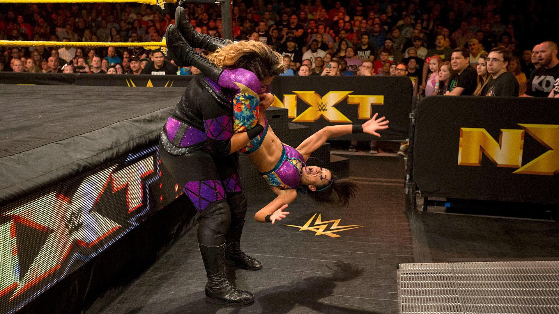 Resultats WWE NXT 18 mai