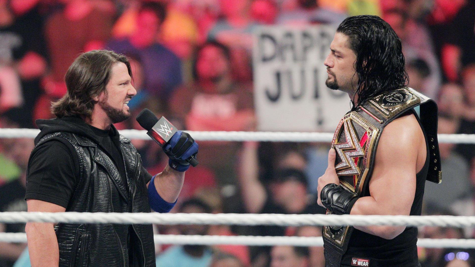 Resultats WWE RAW 16 mai 2016