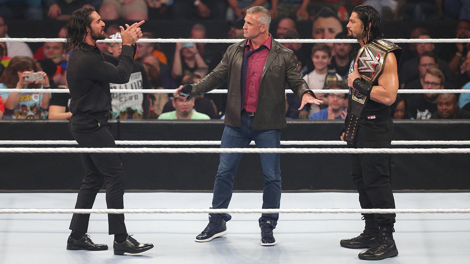 Resultats WWE RAW 23 mai 2016