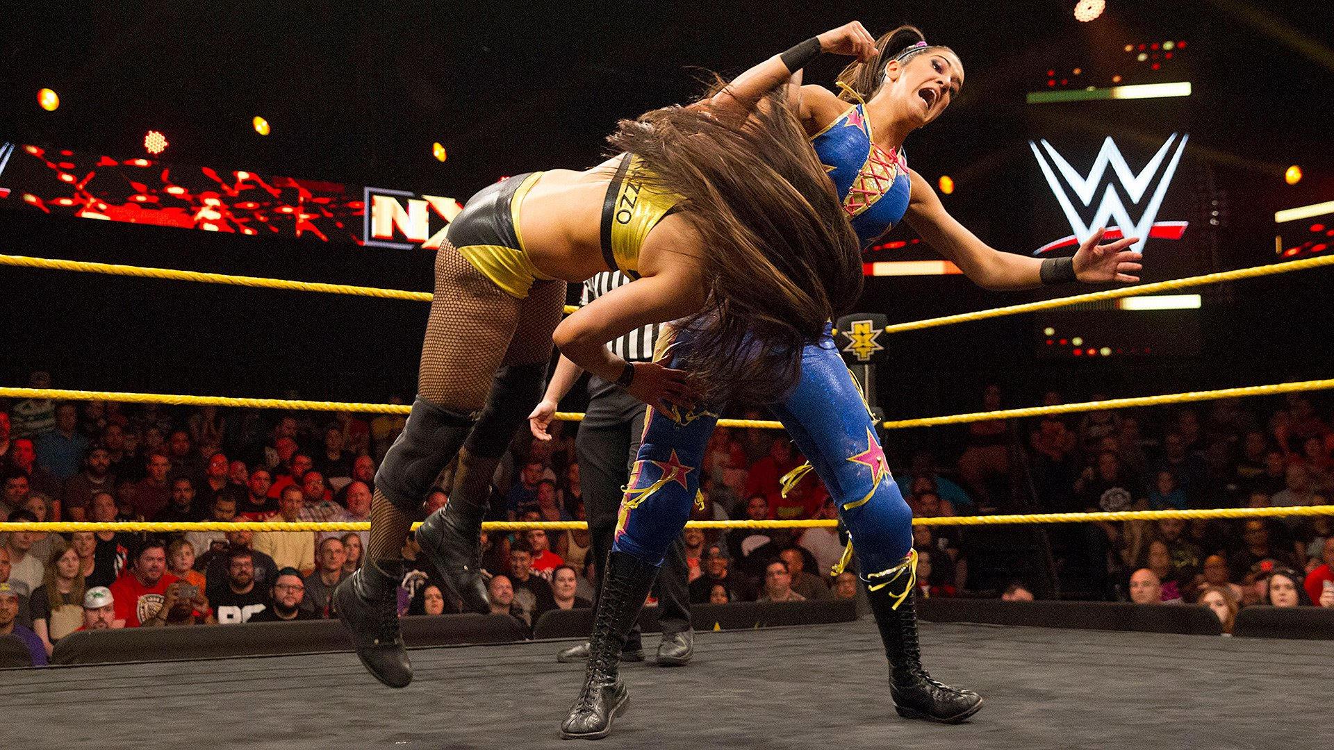 Resultats WWE NXT 22 juin