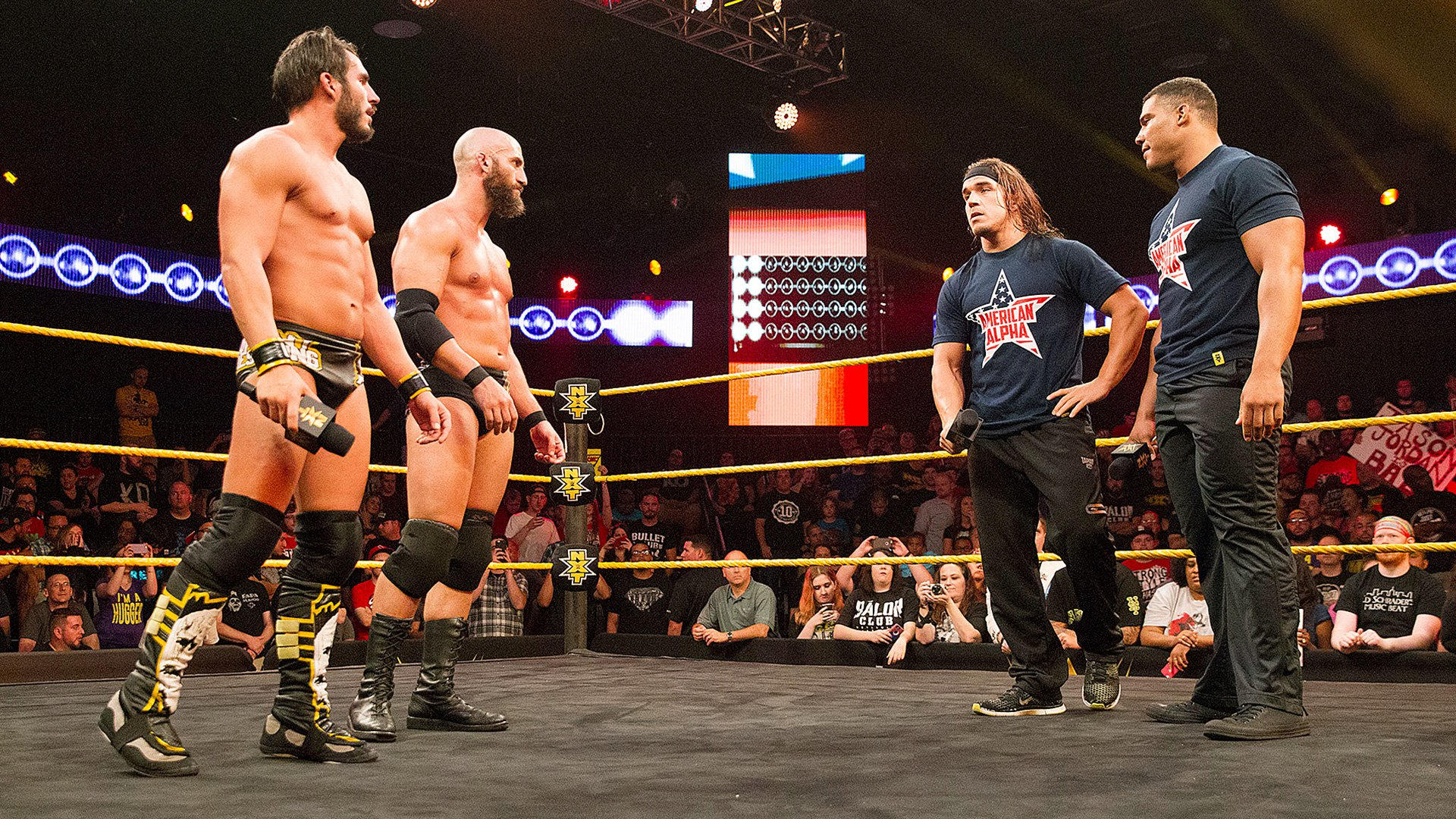 Resultats WWE NXT 29 juin