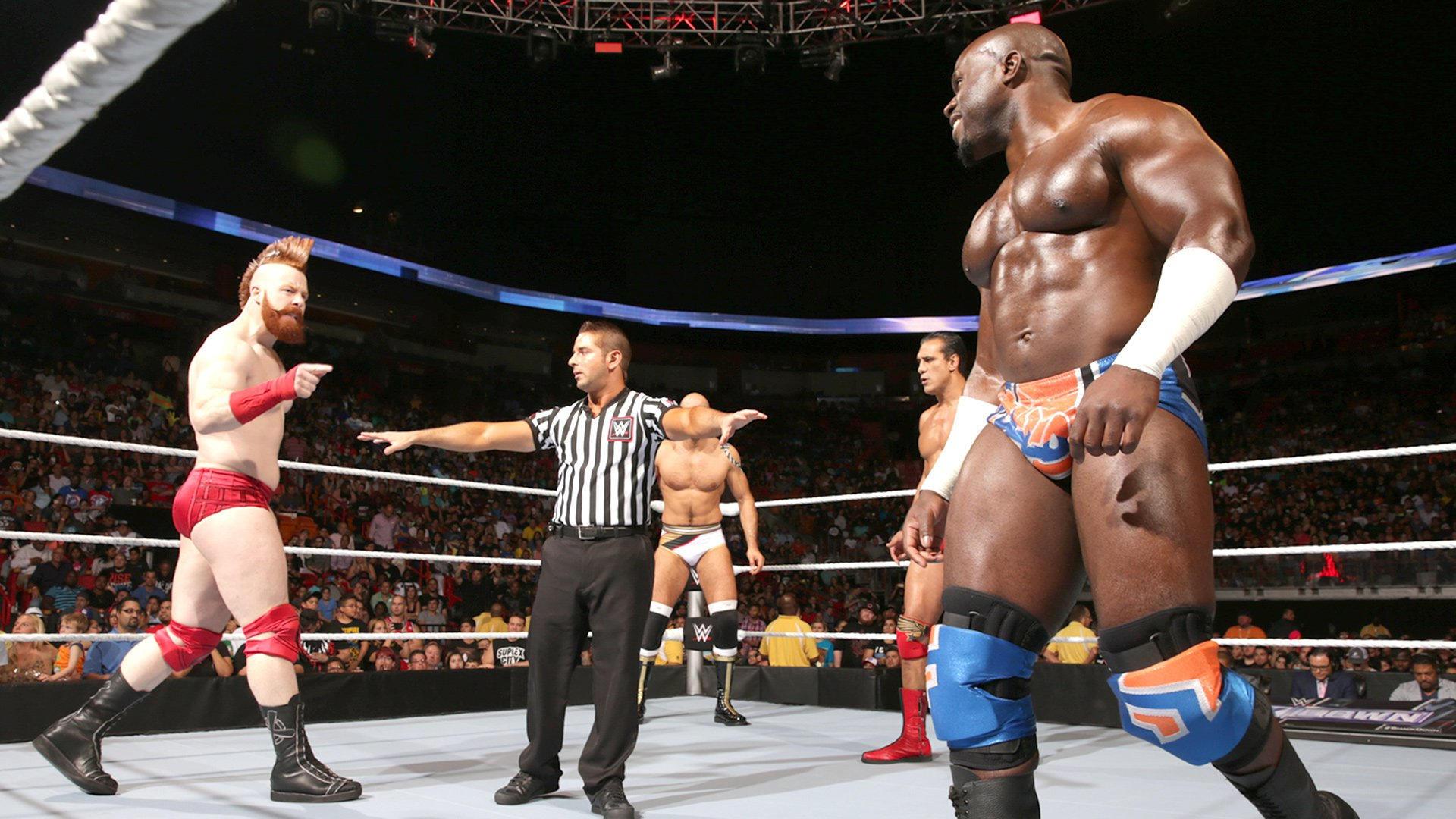 Resultats WWE SmackDown 30 juin