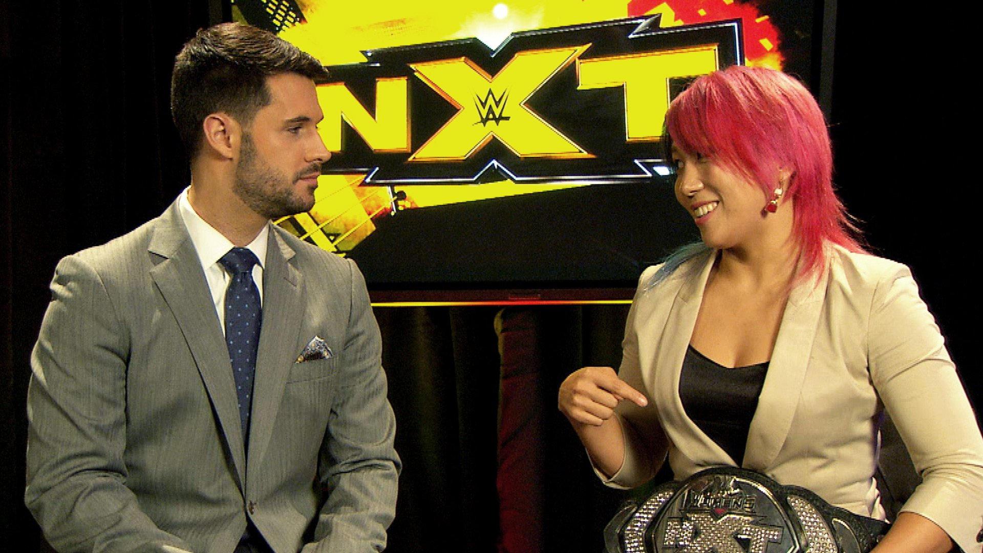 Resultats WWE NXT 7 septembre