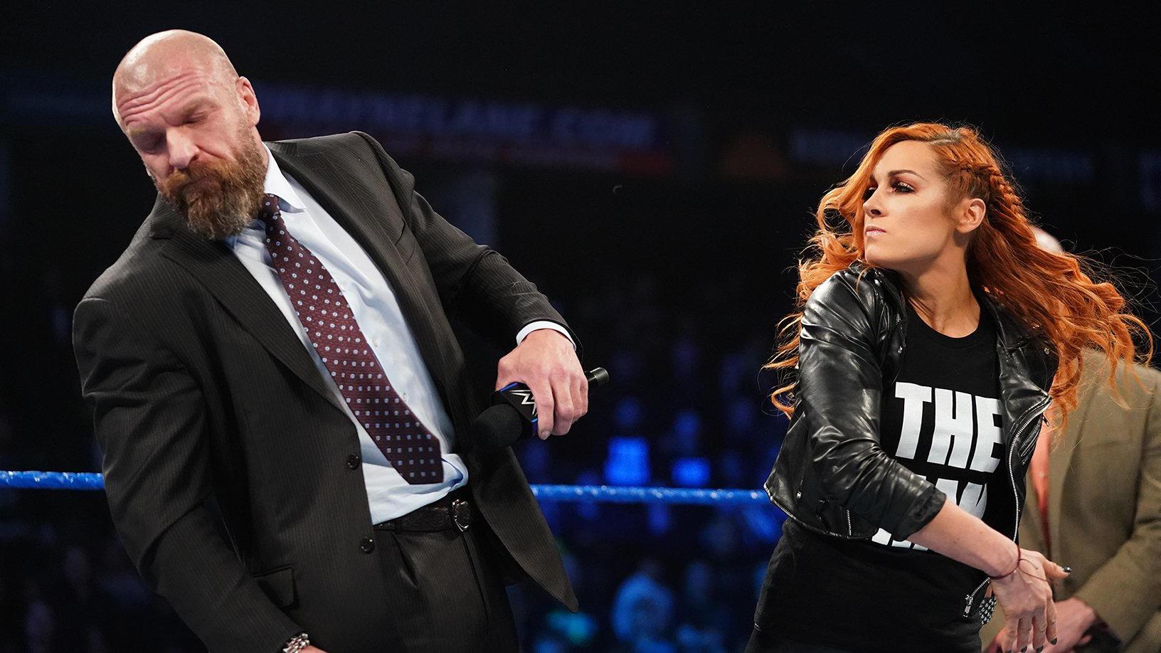 WWE SmackDown LIVE: 05.02.2019