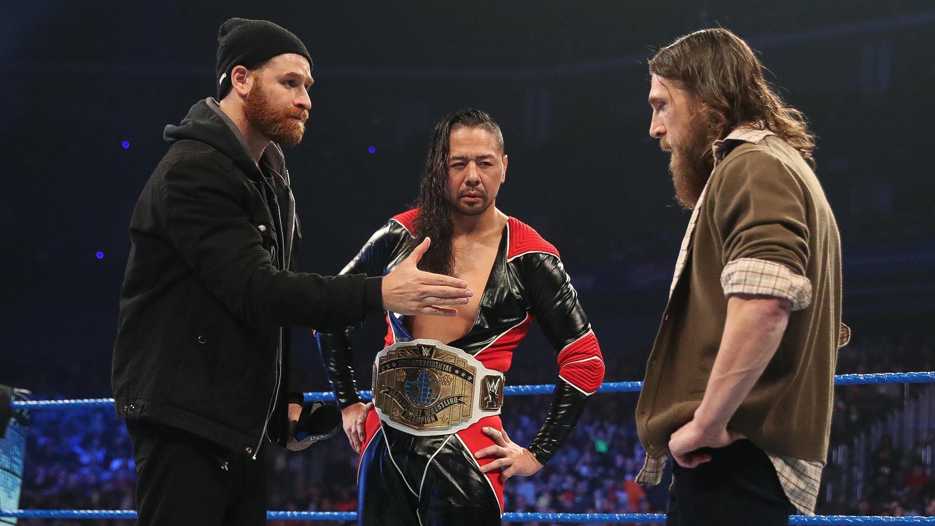 WWE Friday Night SmackDown 25.10.2019