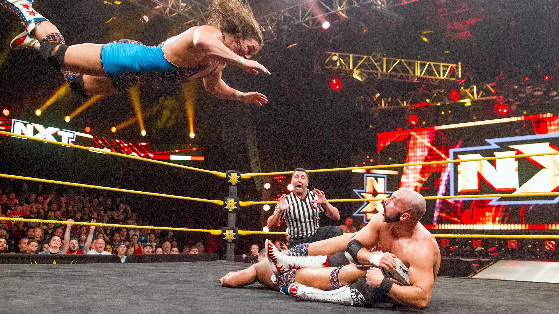 Resultats WWE NXT 6 juillet