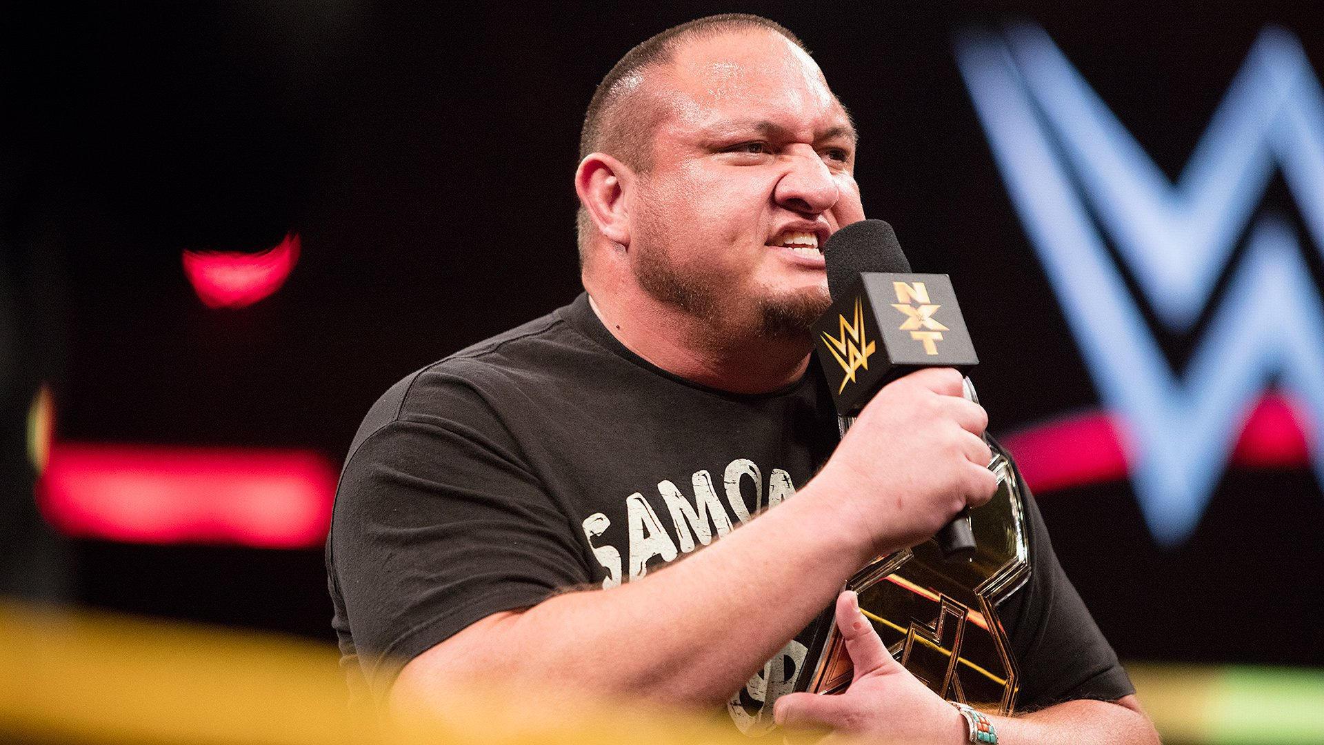 Resultats WWE NXT 27 juillet