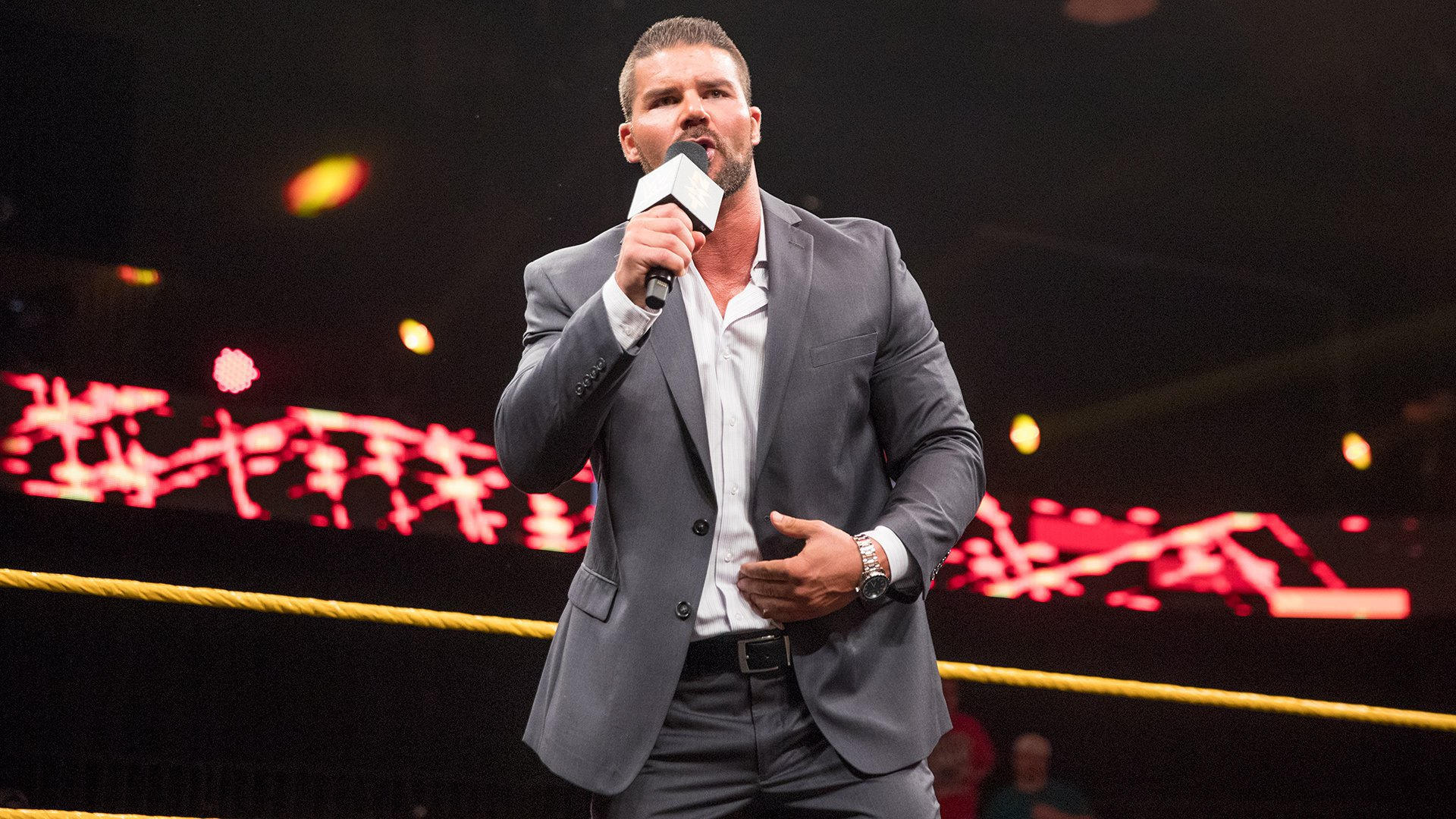 Resultats WWE NXT 3 aout