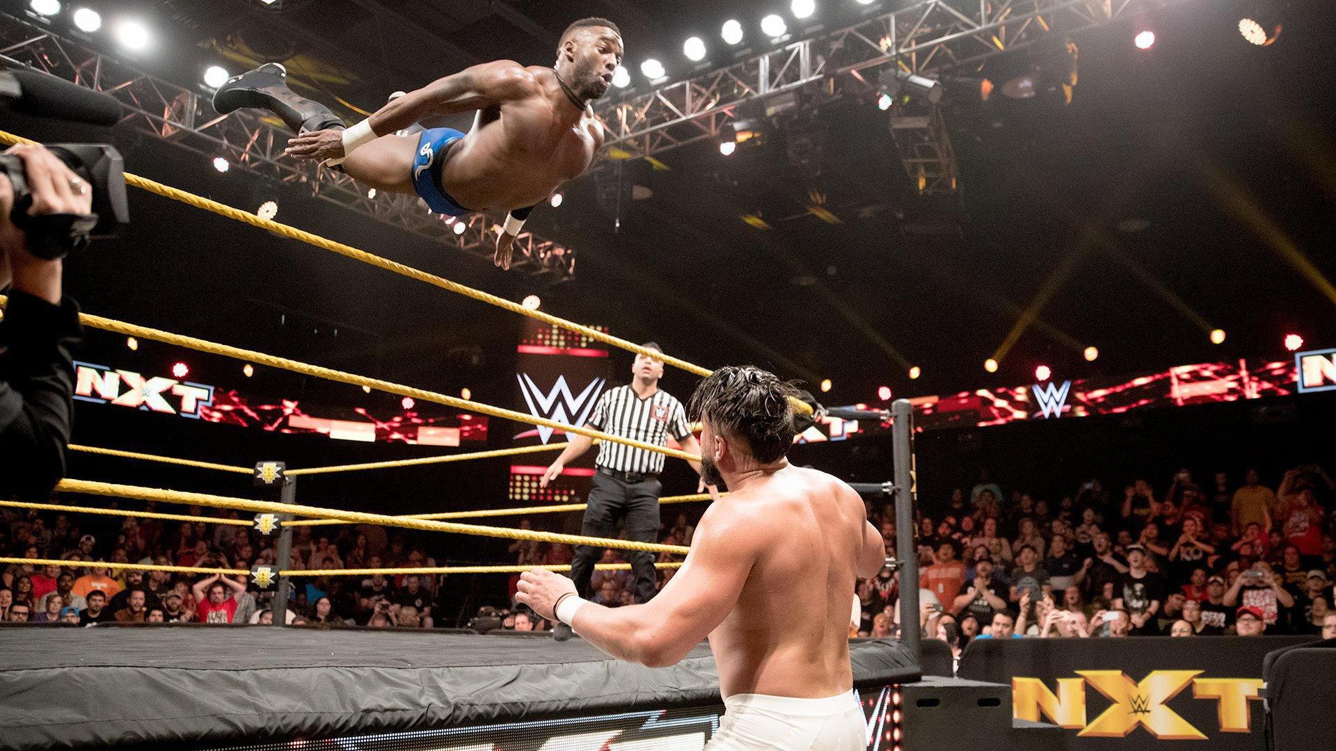 Resultats WWE NXT 21 septembre