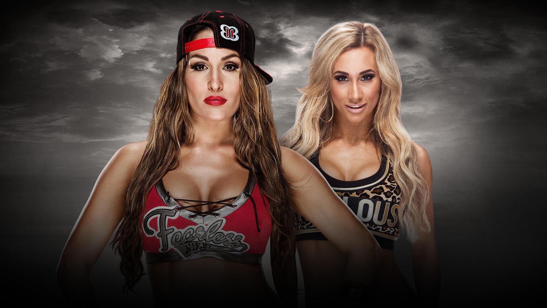 WWE NO MERCY - OCTOBER 9 - SACRAMENTO, CALIFORNIA 20160927_Nomercy_BrieCarmella--a57bca04a8aa419165b776e0fb93667f