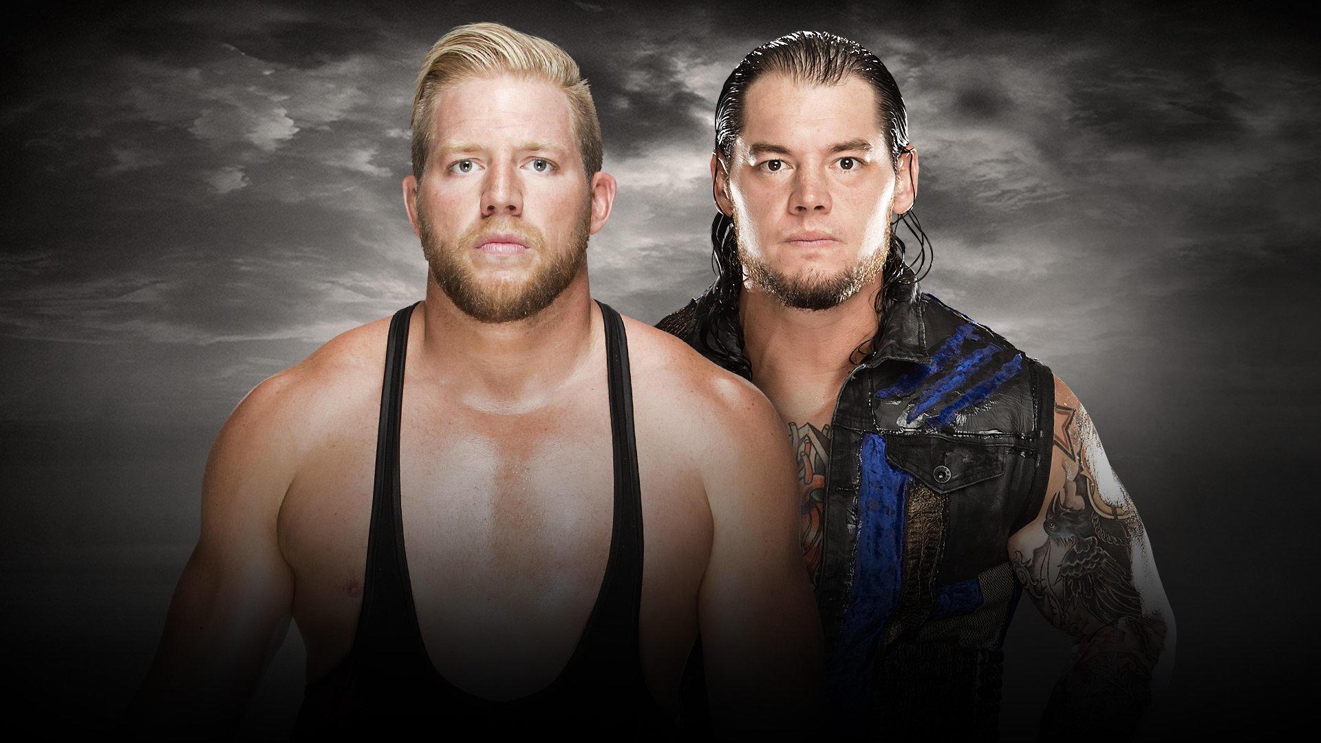 WWE NO MERCY - OCTOBER 9 - SACRAMENTO, CALIFORNIA 20161003_Nomercy_SwaggerBaron--a463723b262a04de796b353878700e89