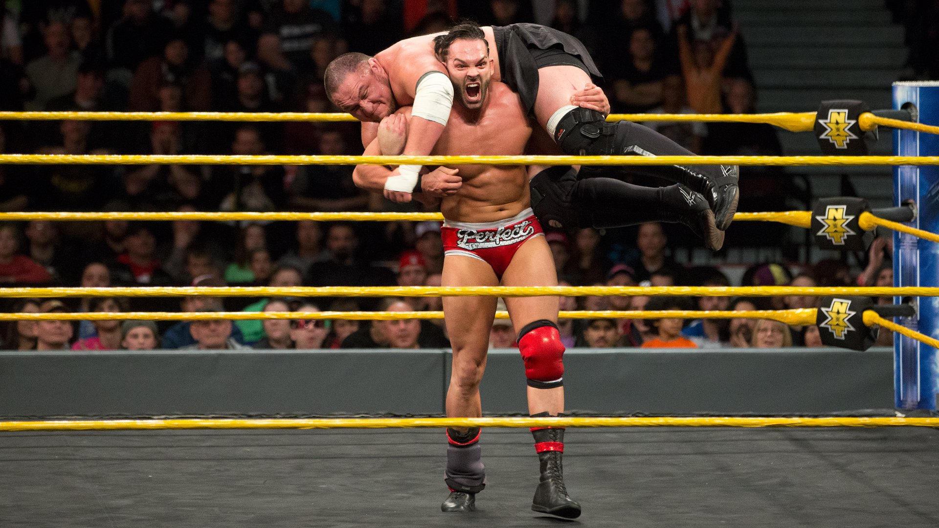 Resultats WWE NXT 30 novembre