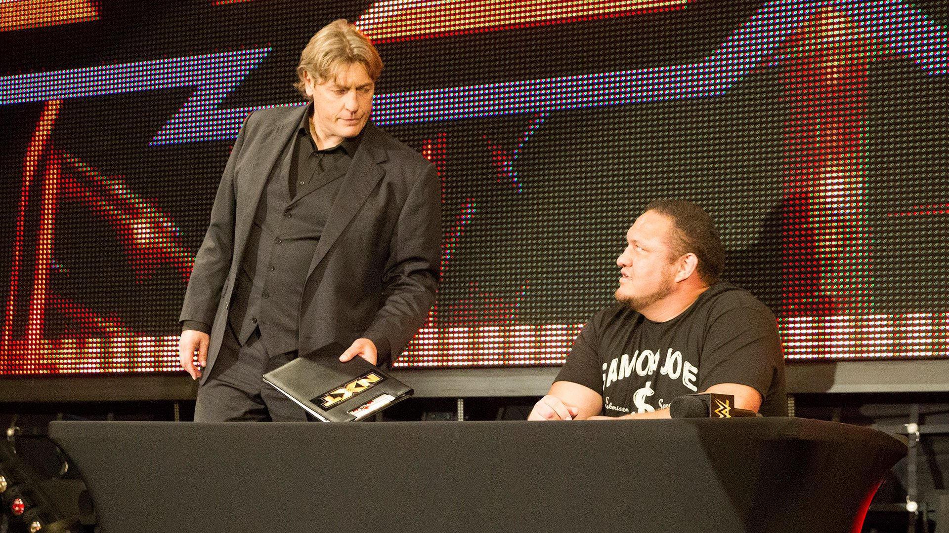 Resultats WWE NXT 9 novembre