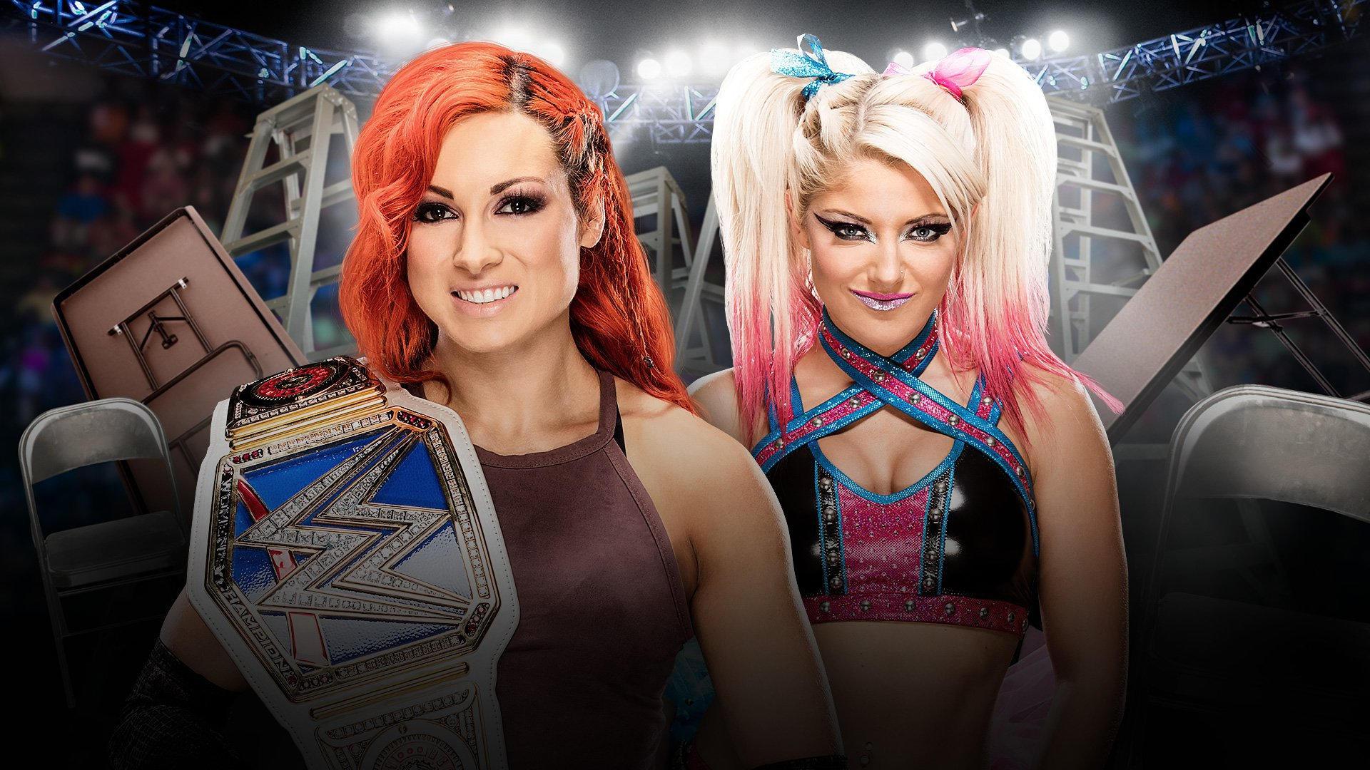 WWE TLC - DECEMBER 4 - DALLAS, TEXAS 20161122_TLC_Match_BeckyAlexa--ce6c21e8e8e56505c0b14acf2b5a8d04