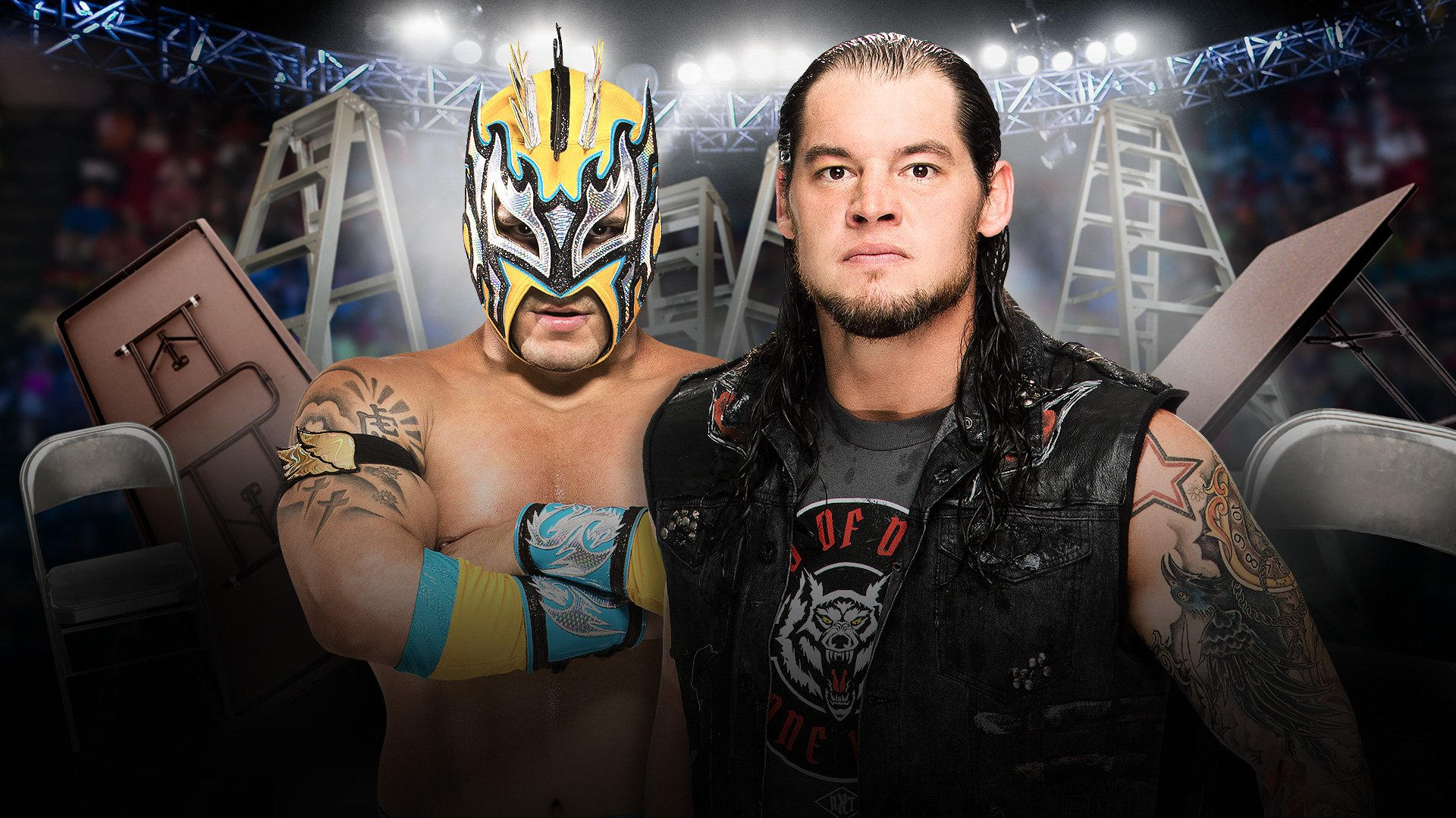 WWE TLC - DECEMBER 4 - DALLAS, TEXAS 20161122_TLC_Match_corbinkalisto--2b93869e5966dc4d1f9ec6f06c25de17