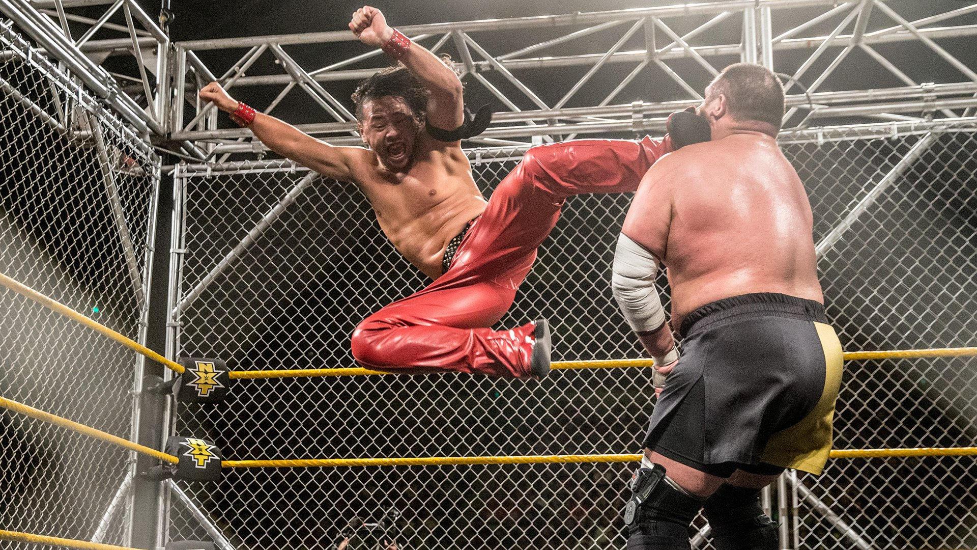 Resultats WWE NXT 14 decembre