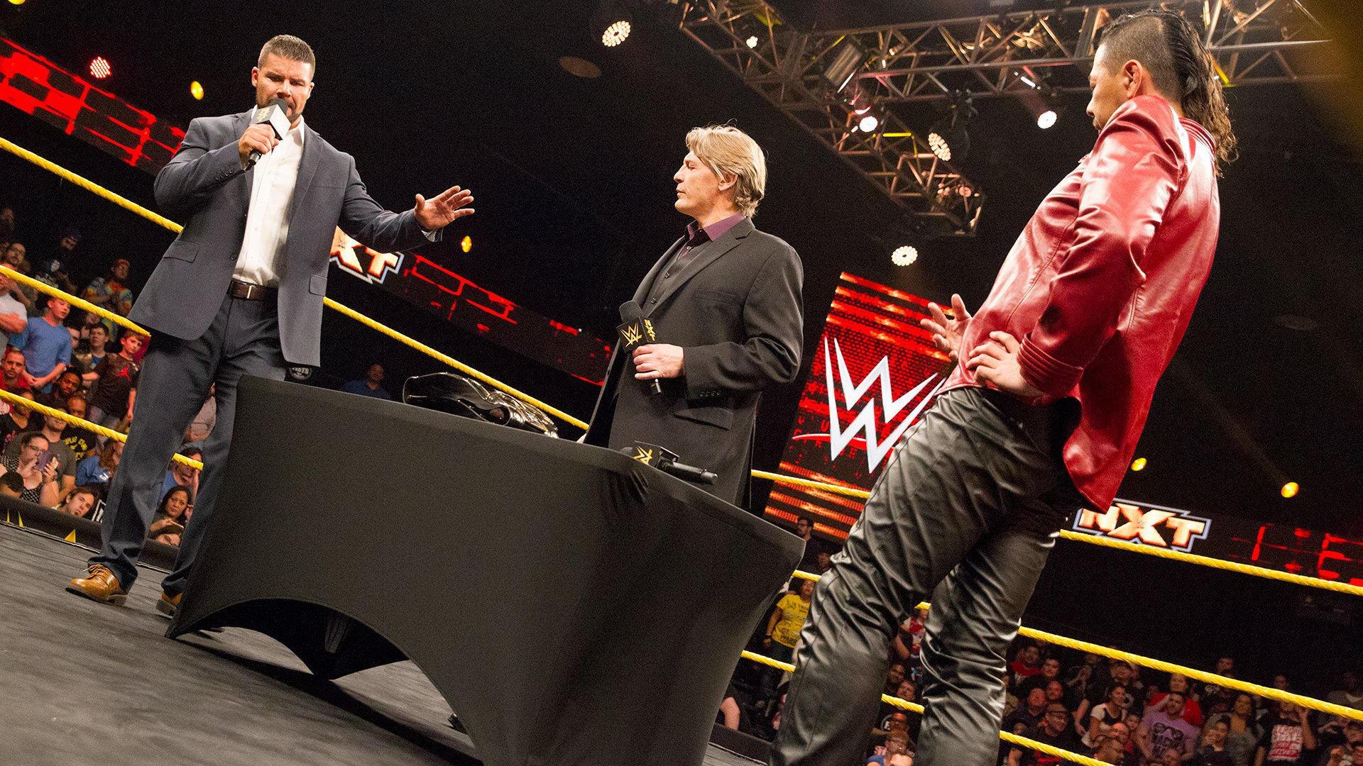 Resultats WWE NXT 18 janvier