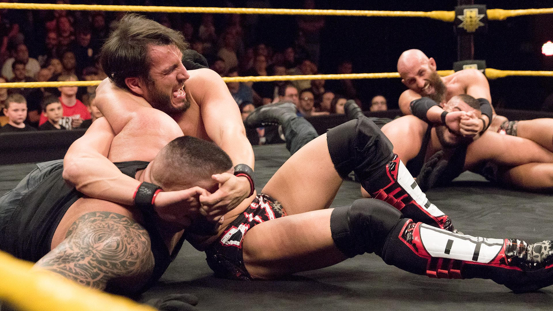 Resultats WWE NXT 1 mars 2017