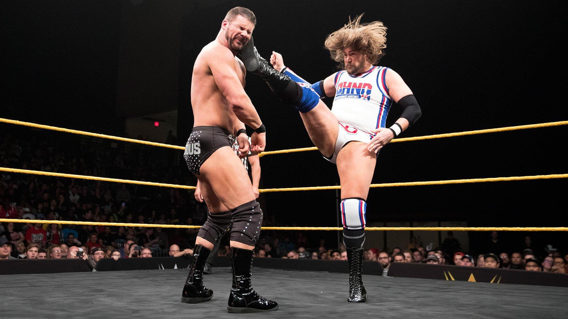 Resultats WWE NXT 15 mars 2017