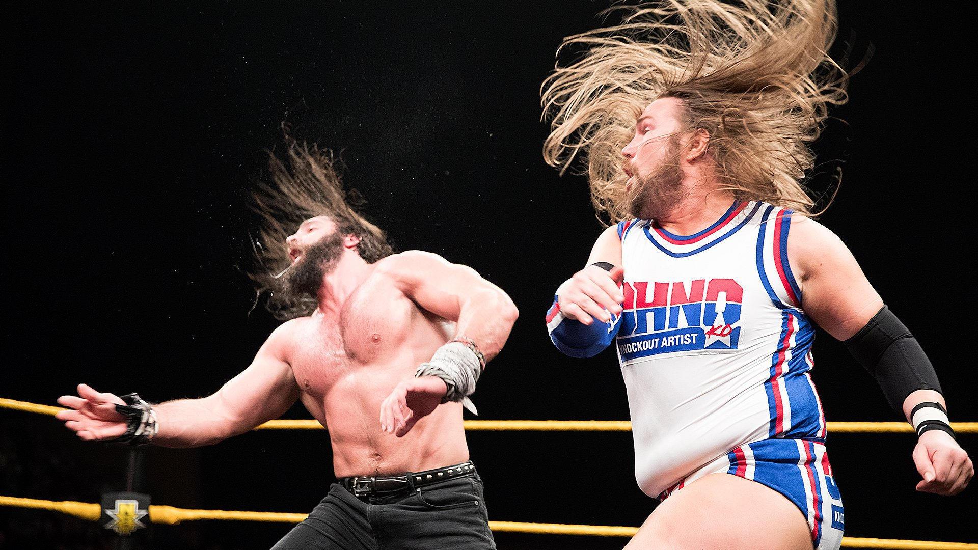 Resultats WWE NXT 29 mars 2017