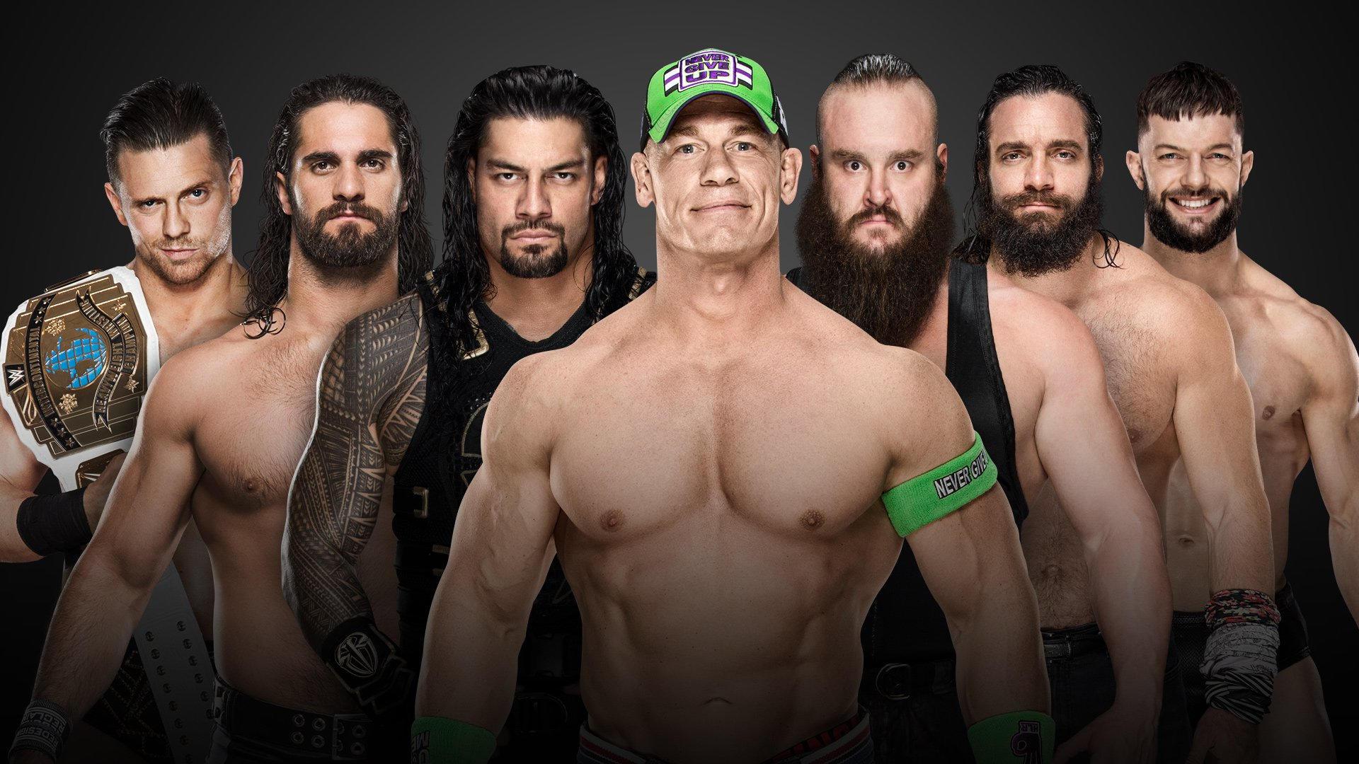 WWE Chamber Match