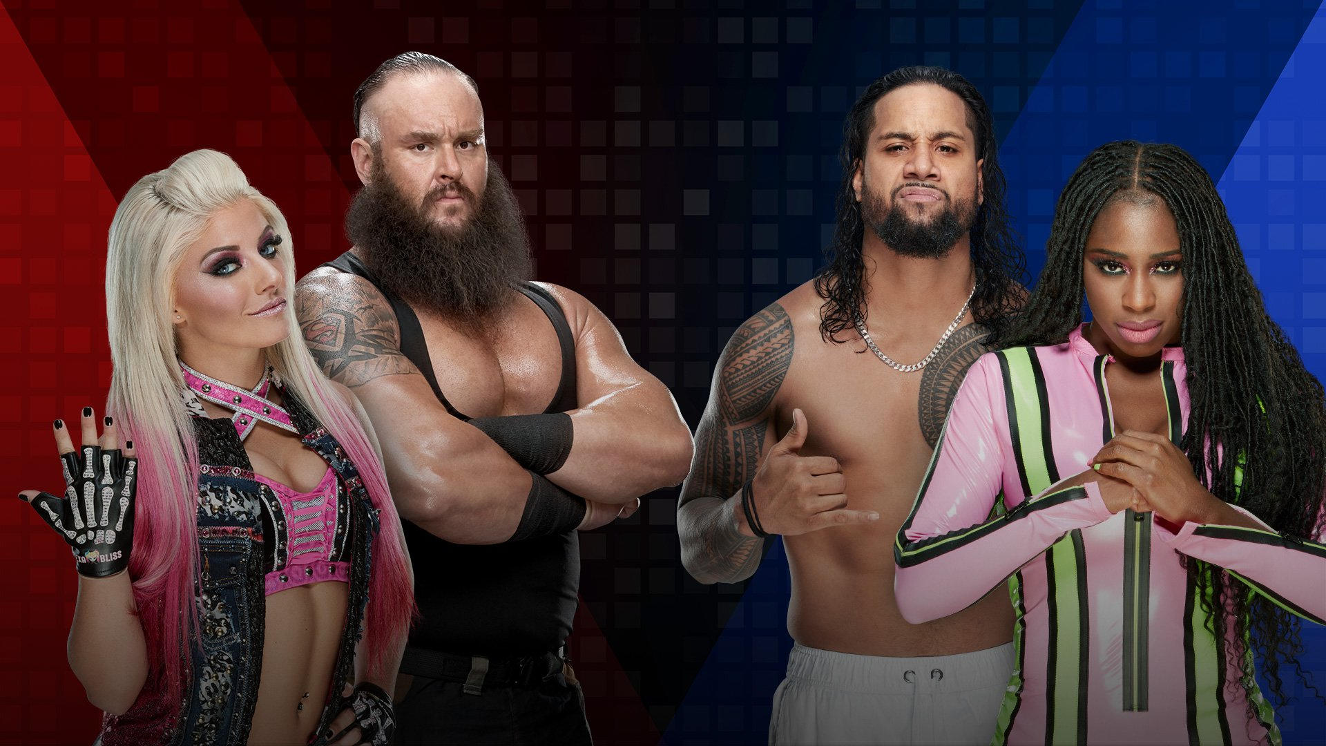 WWE MIXED MATCH CHALLENGE Week 8 Results From Strowman And ...