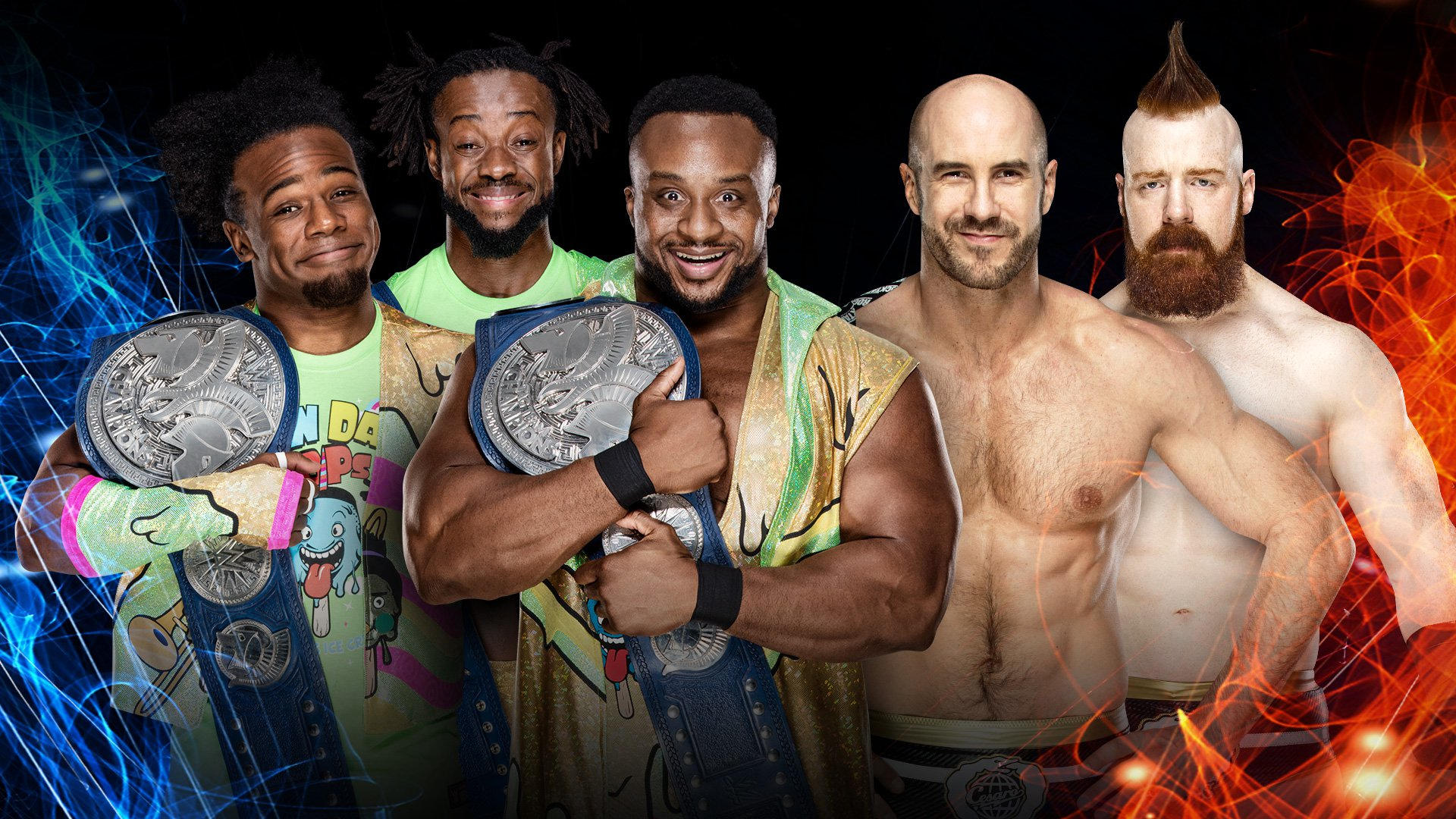 Confirmed and Potential Matches for WWE Super Show-Down 2018 20180831_SuperShowDown_Match_TheNewDay_TheBar--068c20242f5b0160d6d17e026b13375d
