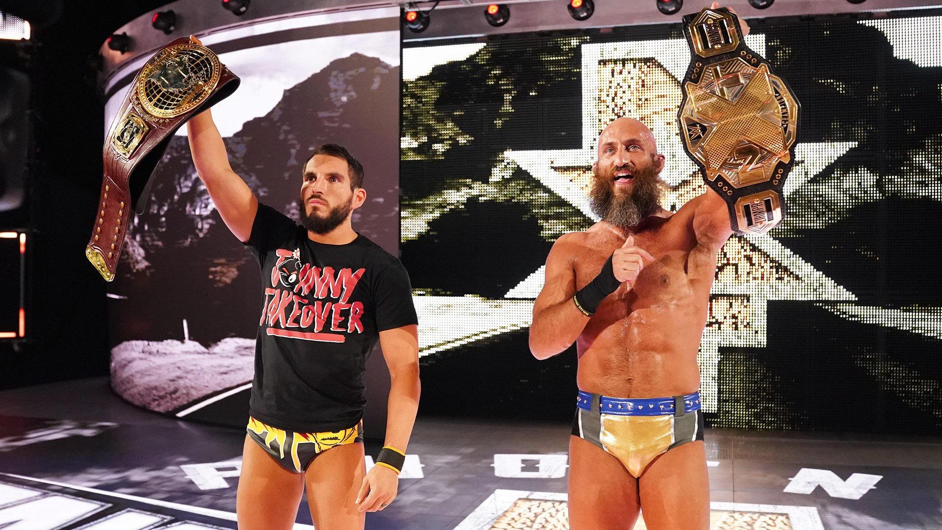 NXT TakeOver: Phoenix — результаты