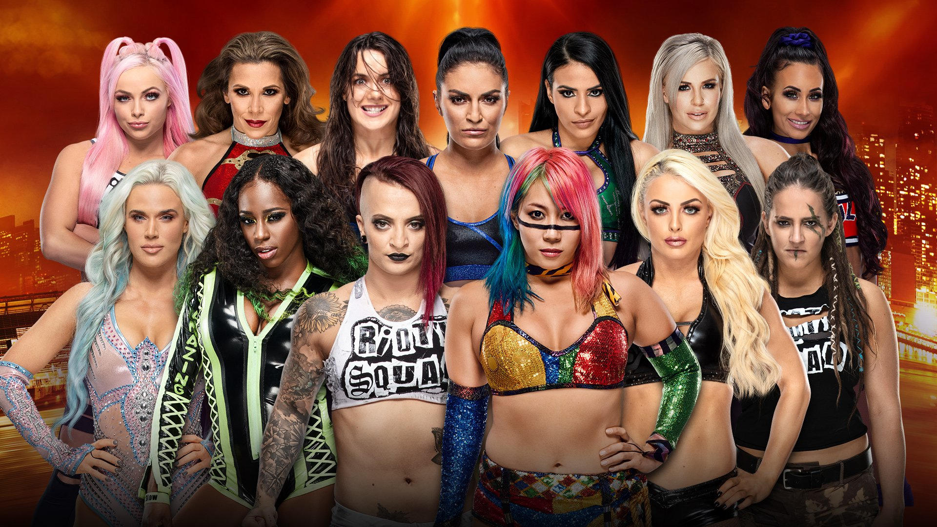 Womens Battle Royal