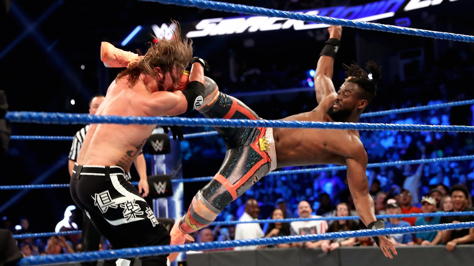 WWE SmackDown LIVE: 30.07.2019