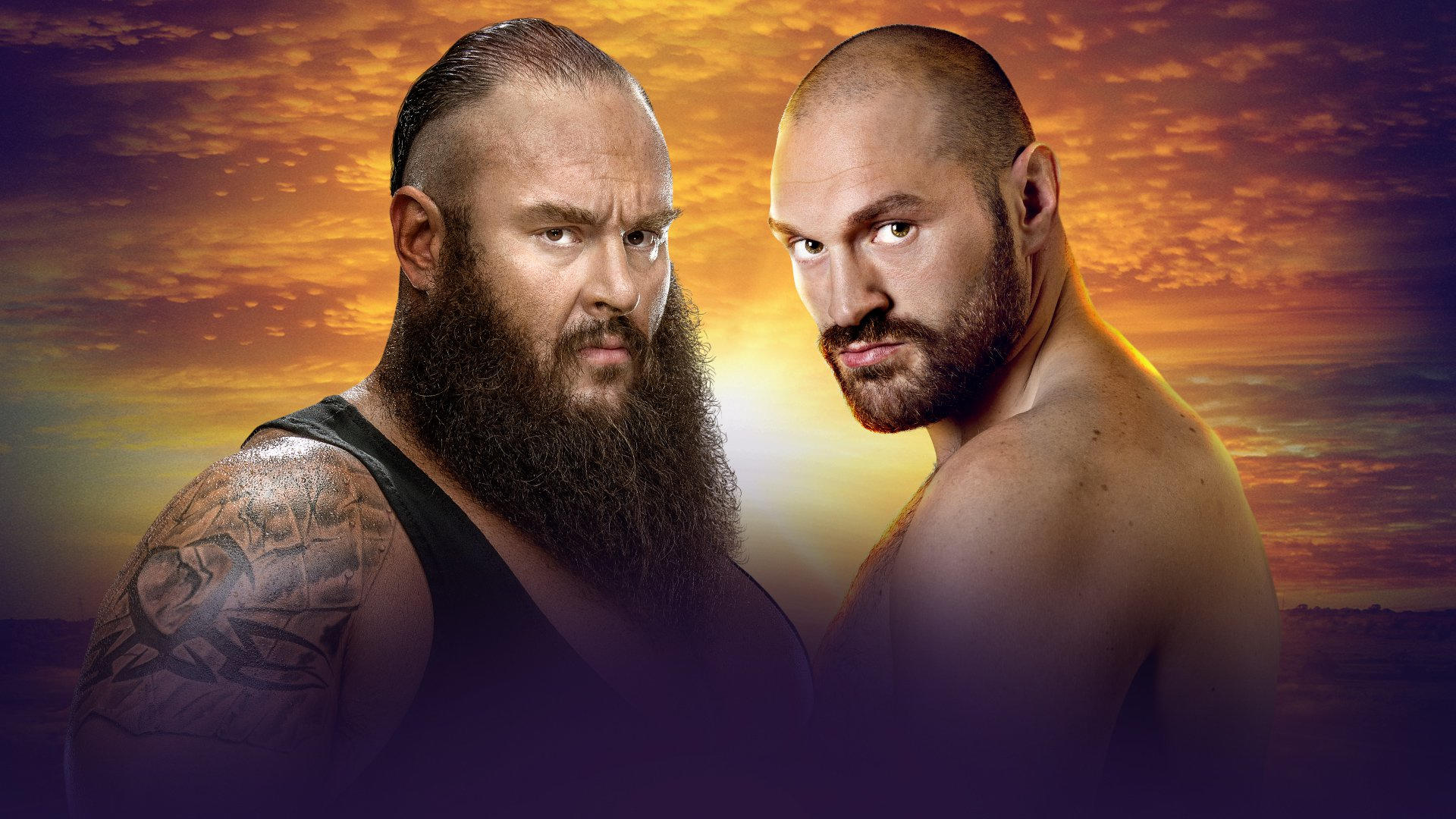 Strowman vs Fury