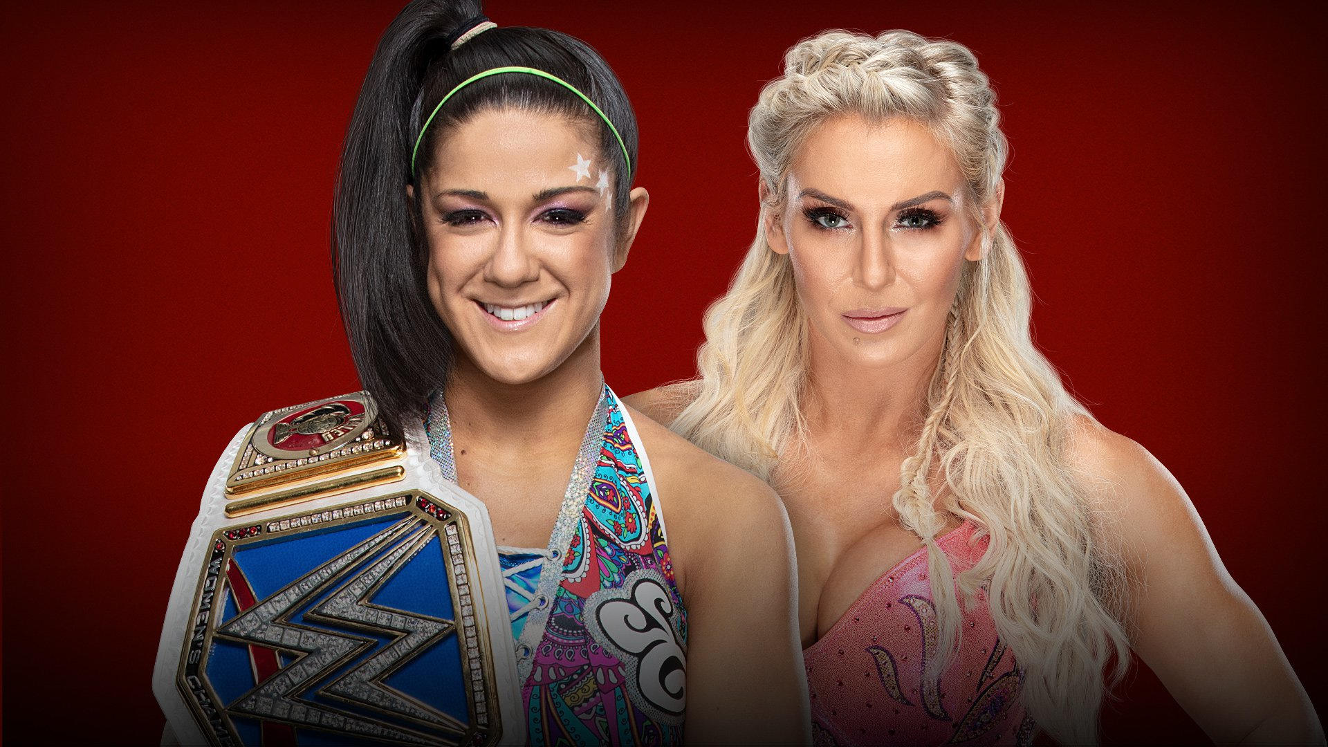 Bayley Charlotte Flair Hell in a Cell 2019