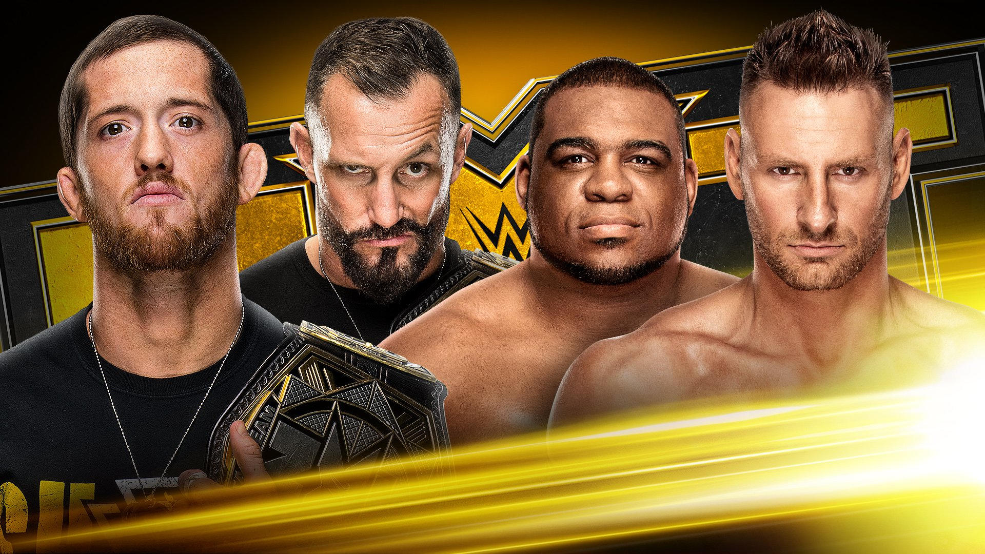 Wwe Nxt Results For November 27 2019 Undisputed Era Vs Keith Lee Dominik Dijakovic And More