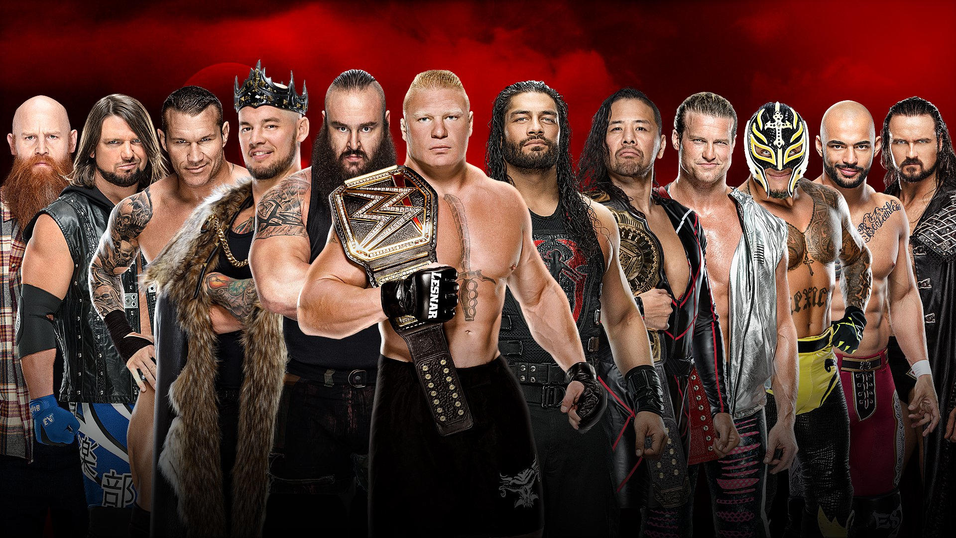 Men's Royal Rumble Match 2020