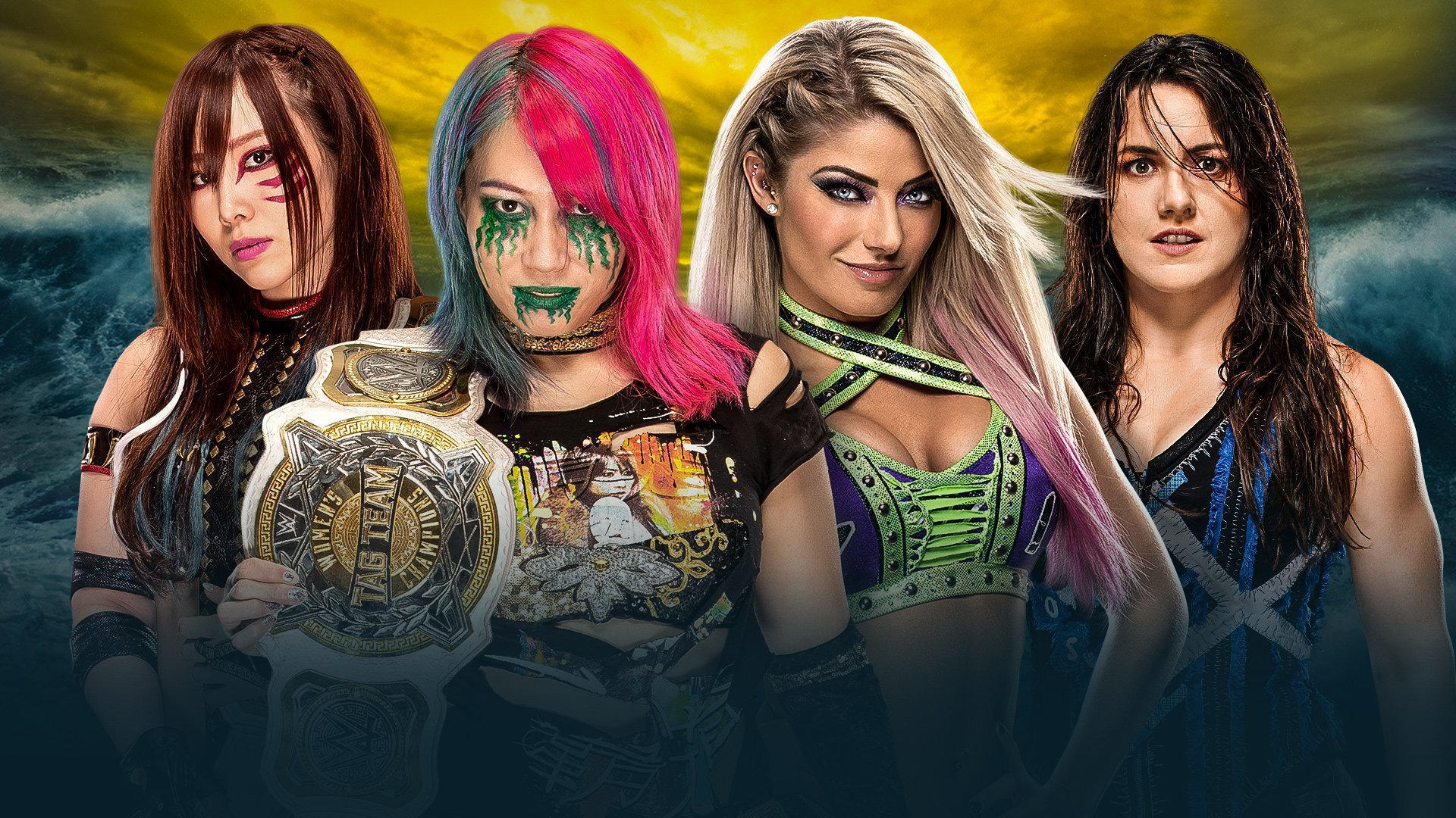 WWE Tag Team Womens