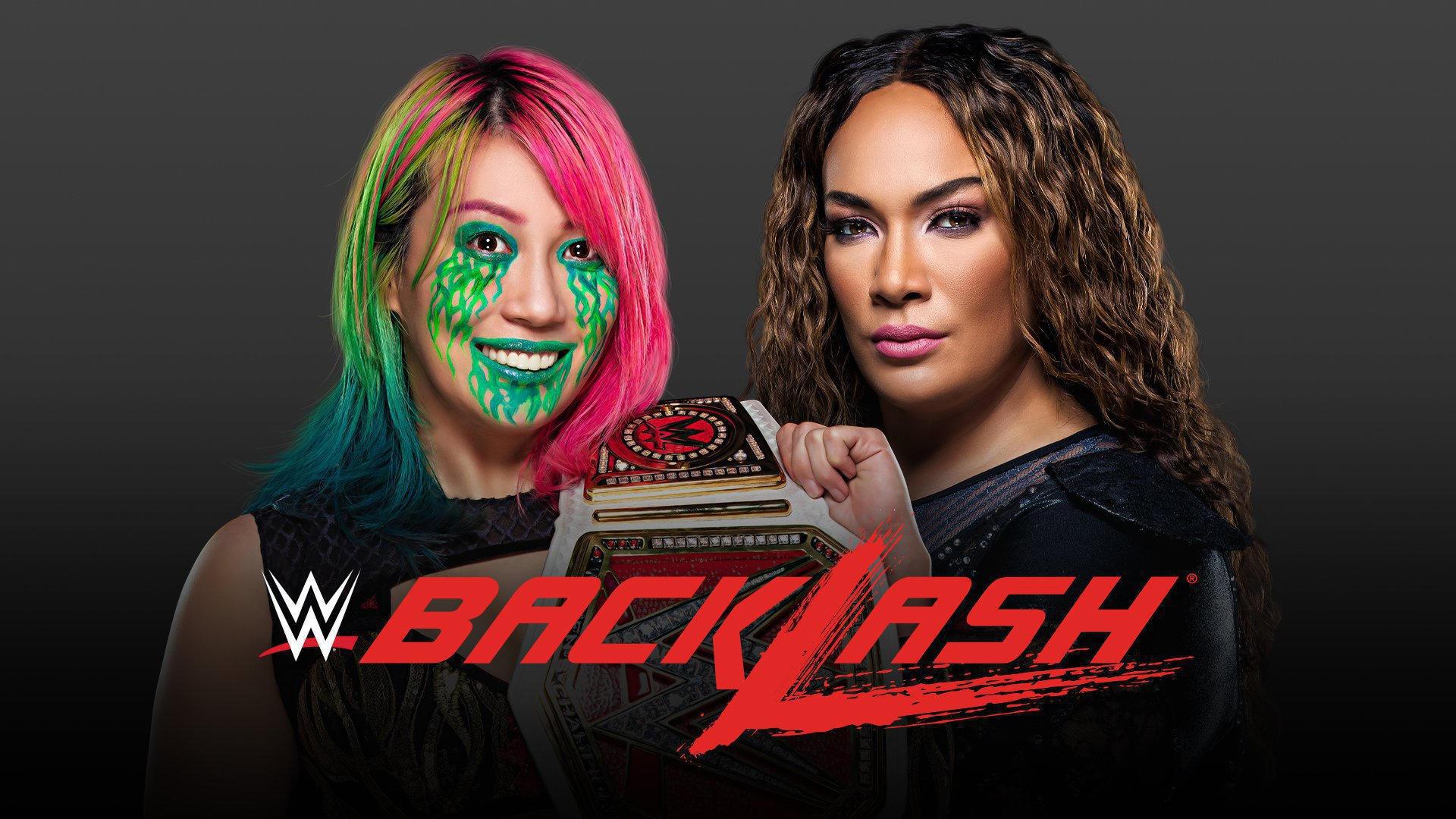 Grande combate é anunciado para o WWE Backlash