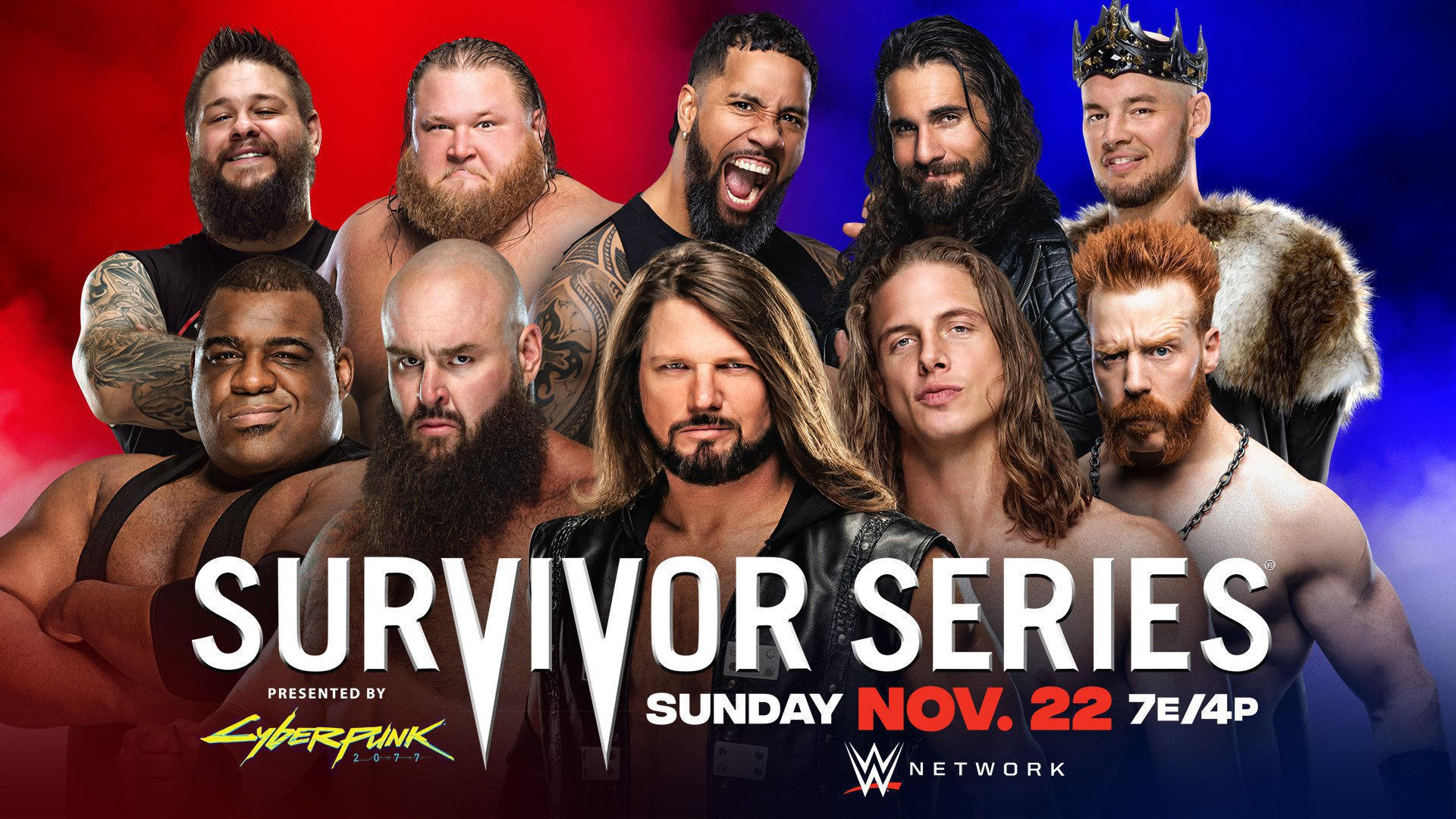 Homme Survivor Series
