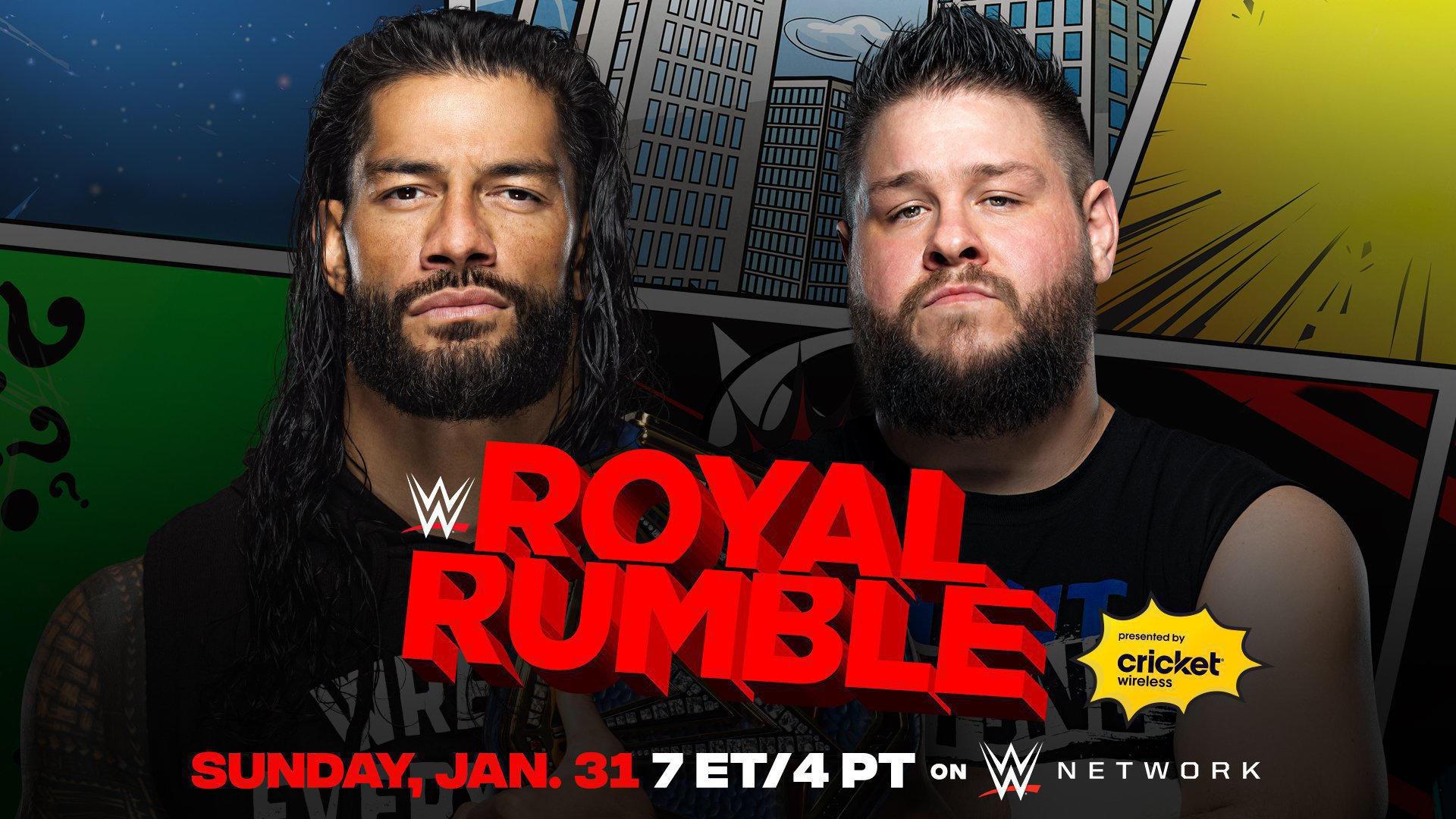 Roman Reigns Roman Reigns