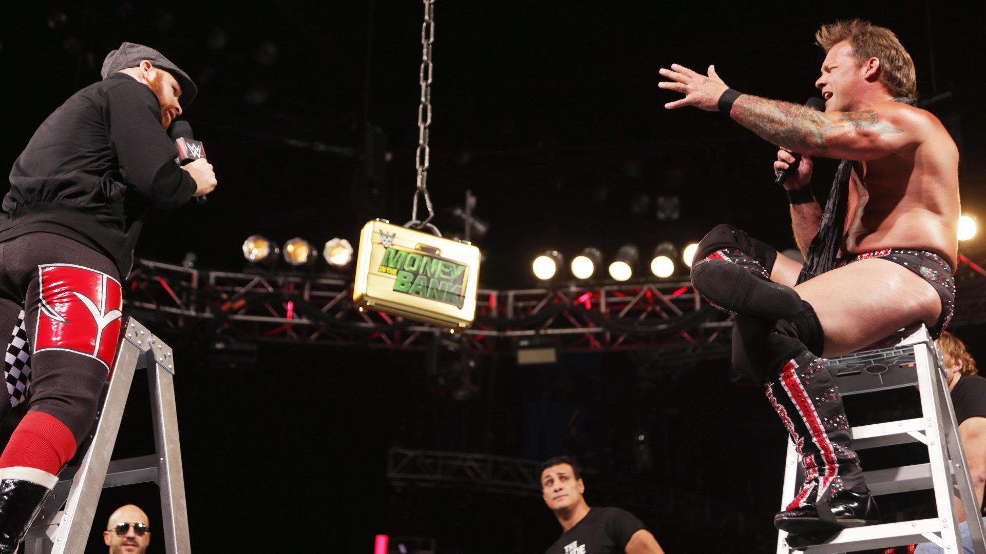Resultats WWE RAW 6 juin