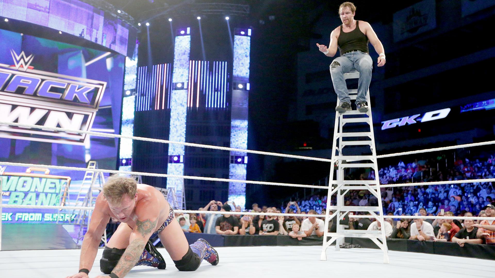 Resultats WWE SmackDown 9 juin