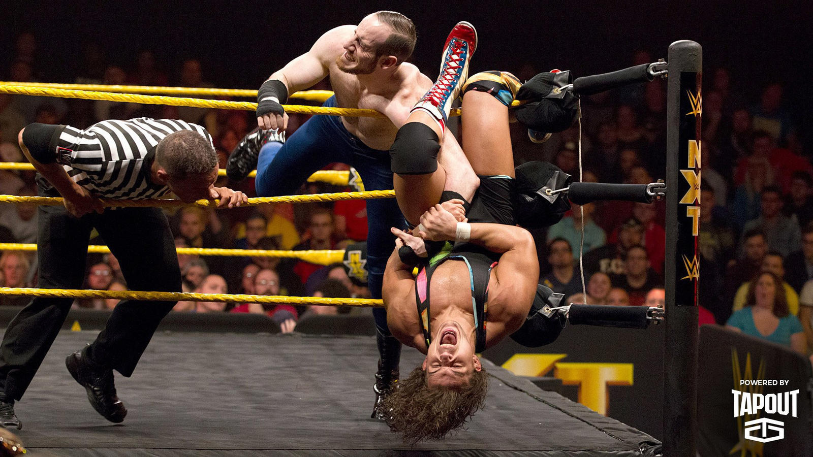 NXT 16 mars