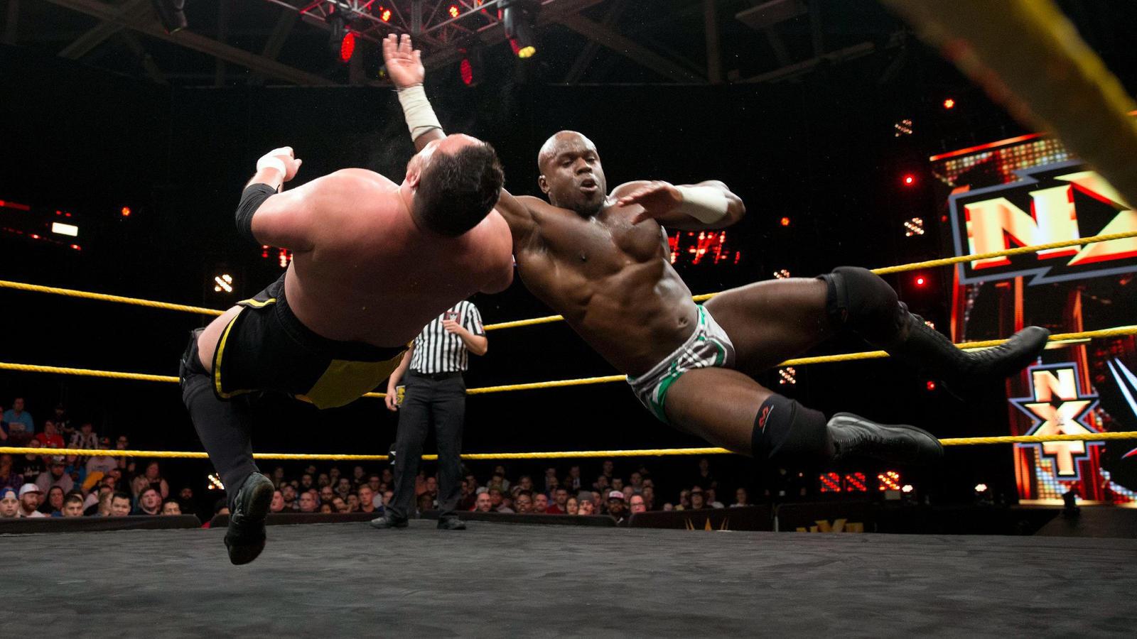 Resultats WWE NXT 20 avril