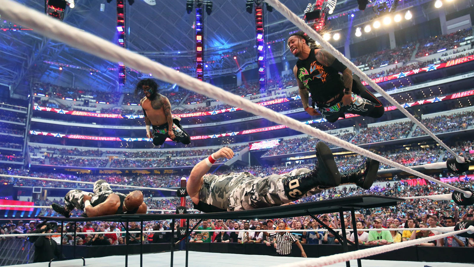 Wwe - WrestleMania 2016 - Results